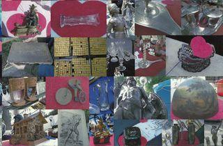 Puces de Vanves Paris Flea Market Objet du Coeur 2011:4