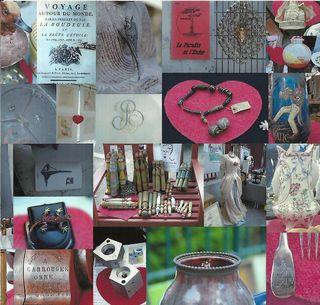 Puces de Vanves Paris Flea Market Objet du Coeur 2011- 2:1