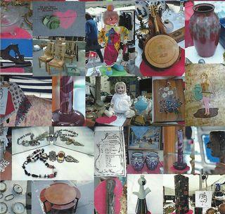 Puces de Vanves Paris Flea Market Objet du Coeur 2011- 2:2