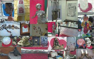 Puces de Vanves Paris Flea Market Objet du Coeur 2011- 2:4